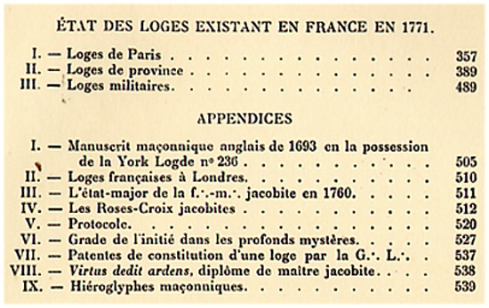 La franc-maçonnerie en France des origines à 1815  Bord-table-small